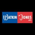 Watkin Jones logo in red and blue